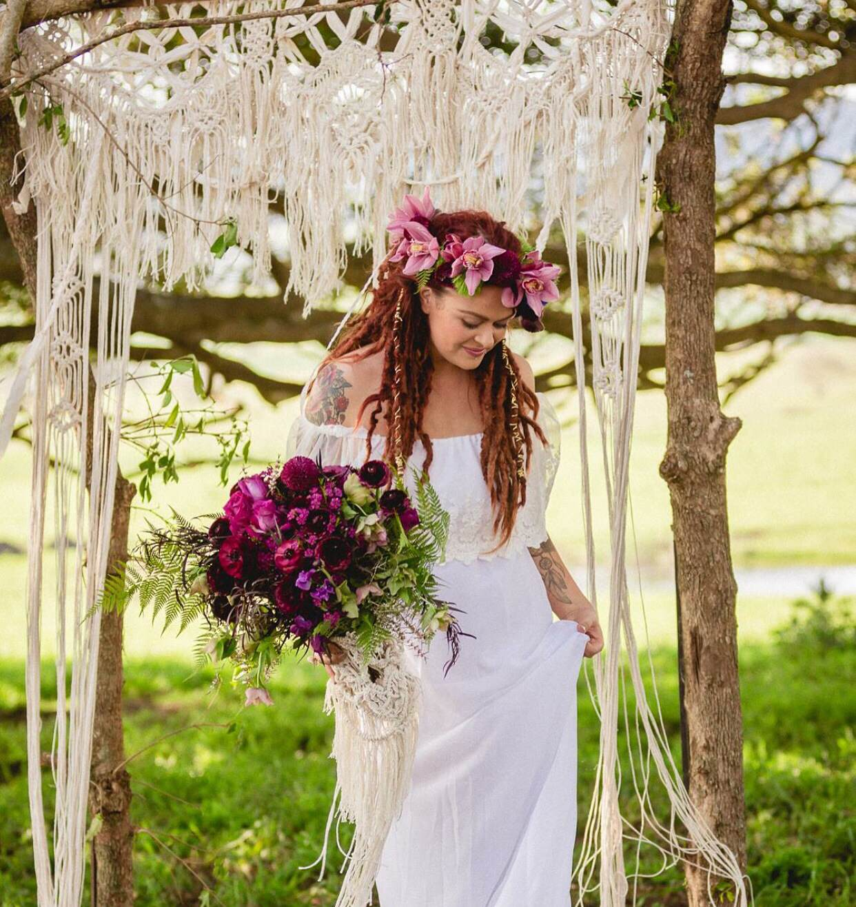 Supplier Spotlight Elkas Garden Gerringong The Wedding Event