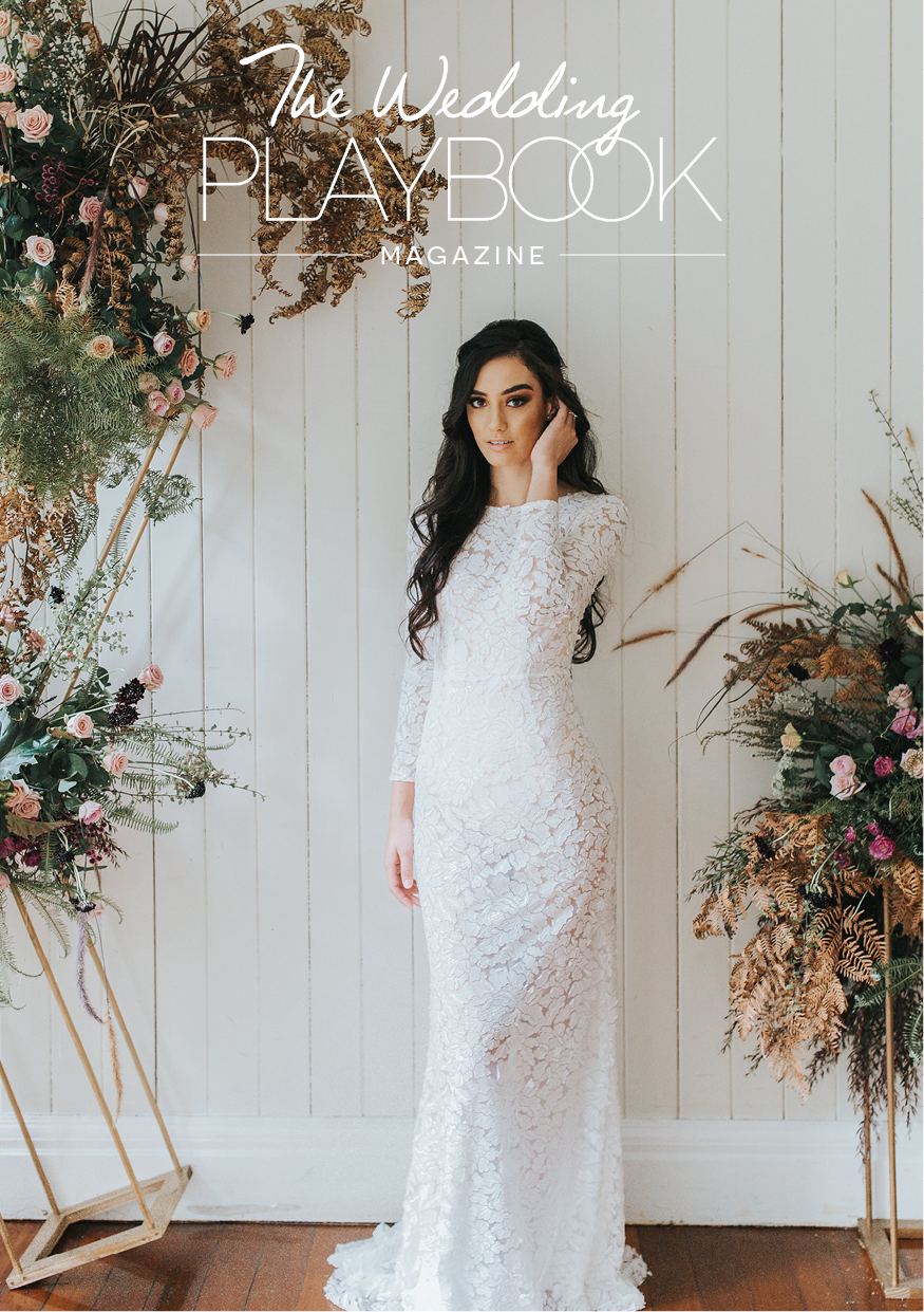 The Wedding Playbook Volume 14 Cover