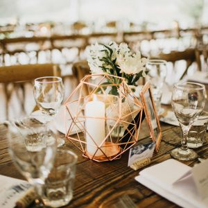 RECEPTION & STYLING DECORATIONS