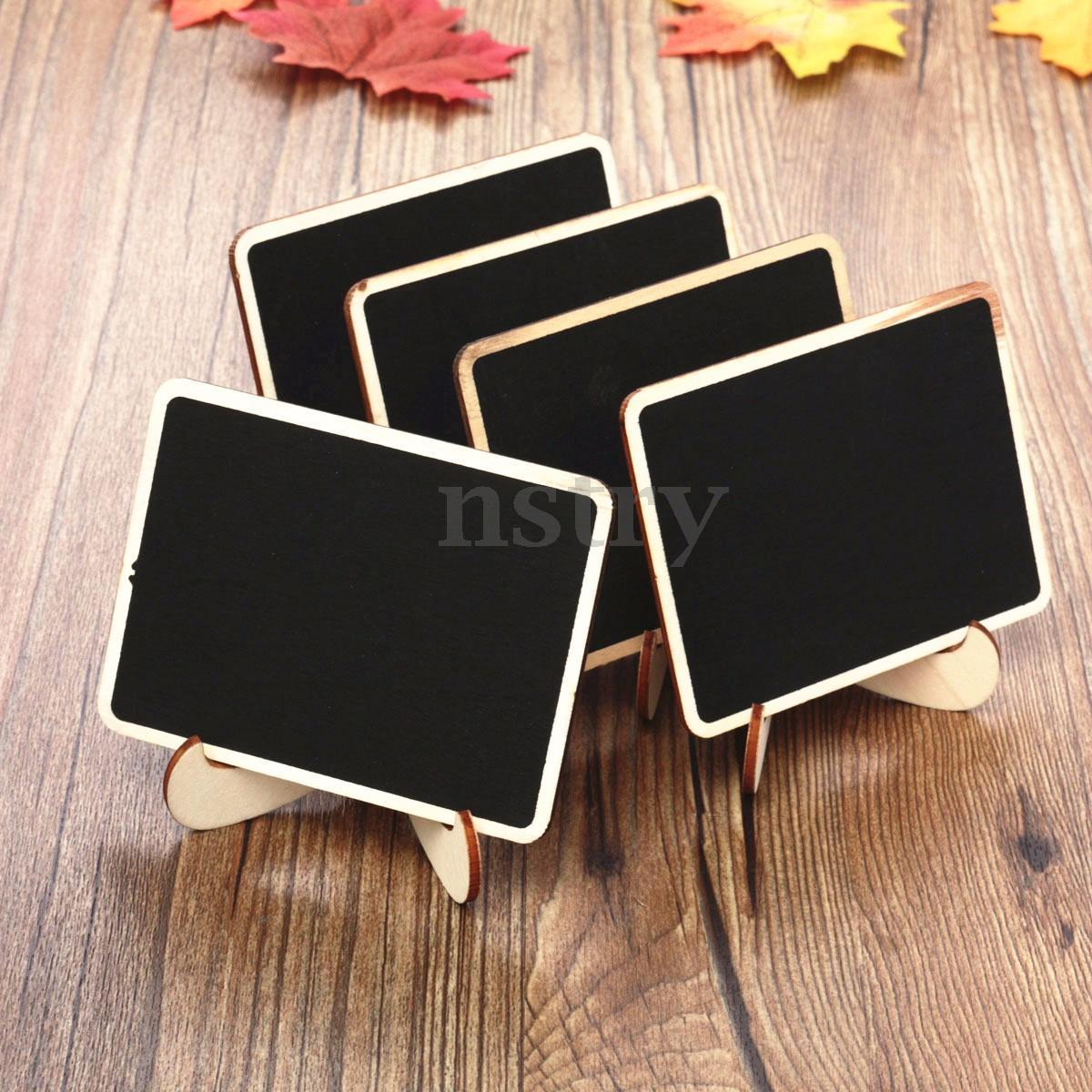 Amazing Mini Chalkboard Tabletop Signs Download Free Architecture Designs Scobabritishbridgeorg