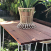 TIMBER BAR TABLE (HAIRPIN LEGS) PACKAGE