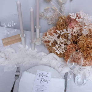 TABLETOP STYLING PACKAGES